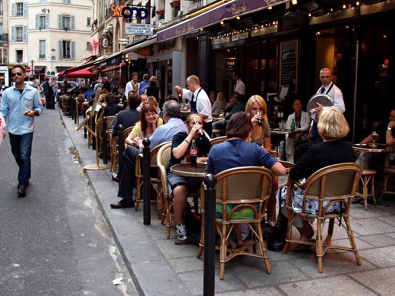 'MyFrenchLife™ – MyFrenchLife.org – Community cafes – Paris