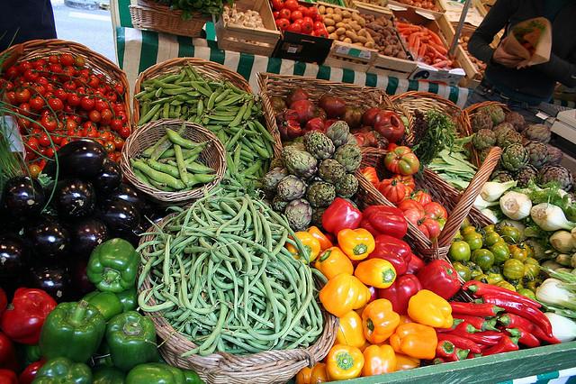 MyFrenchLife™ - organic food - raspail market