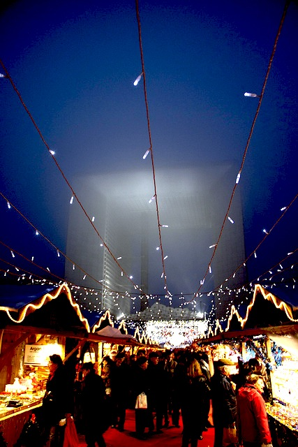 MyFrenchLife™ - paris in December - christmas market