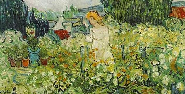 MyFrenchLife™ - Dr. Gachet's Garden - Van Gogh