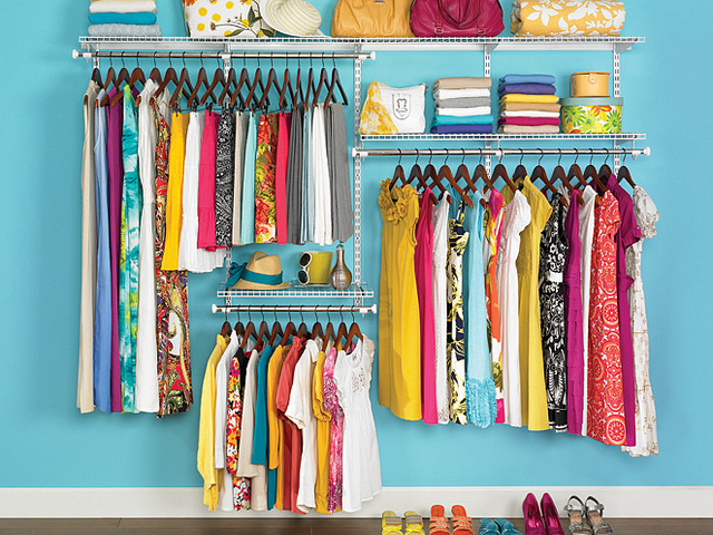 MyFrenchLife™ - fashion capital - closet