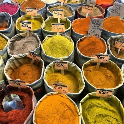 MyFrenchLife.org - Rivalry in Provence: is it a love-hate thing? spices
