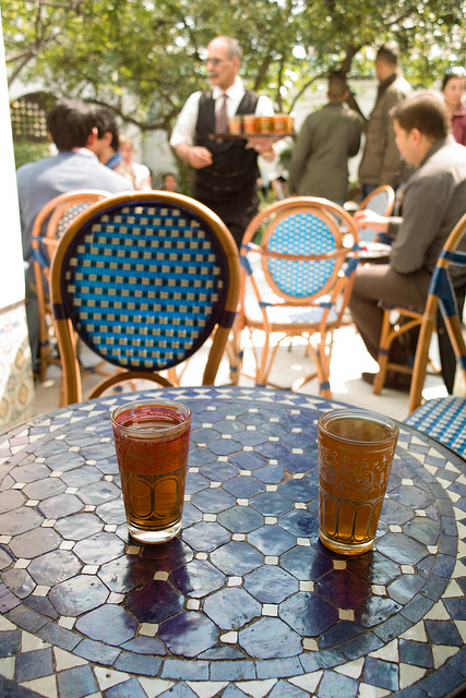 MyFrenchLife™ - Paris Mosque - Paris off the beaten path: Marrakech à Monge