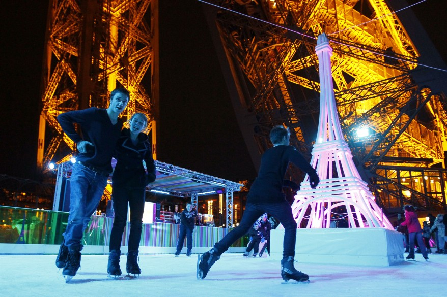 MyFrenchLife™ – MyFrenchLife.org – Paris in December – what's on - Paris ice rinks - Christmas