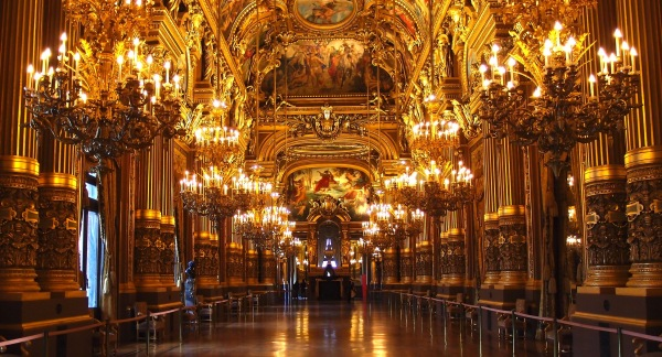 MyfrenchLife™ - paris in December - ballet in opera