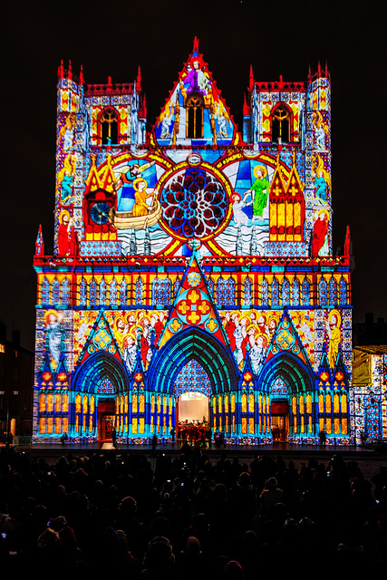 MyFrenchLife™ - lyon - festival of light