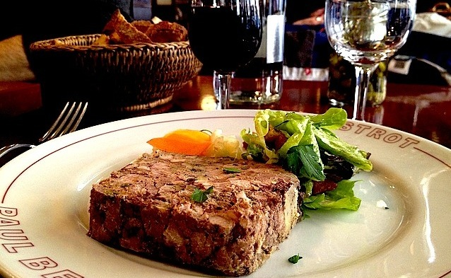 MyFrenchLife™ - lunch options in Paris - bistrot bert