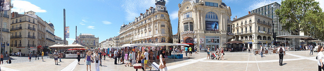 MyFrenchLife™ - MyFrenchLife.org - Montpellier health and wellbeing - Place de la Comedie