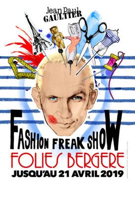 MyFrenchLife™ – MyFrenchLife.org - Fashion Freak Show - Jean-Paul Gaultier