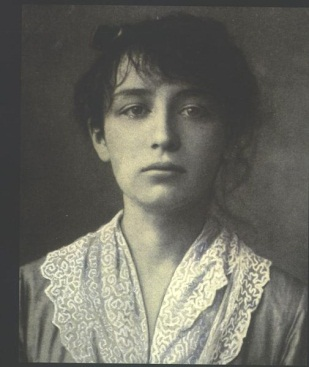 French film Camille Claudel 1915