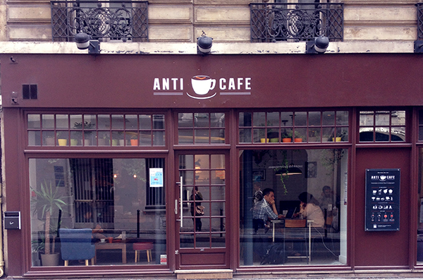 MyFrenchLife™ - working remote - Anticafe