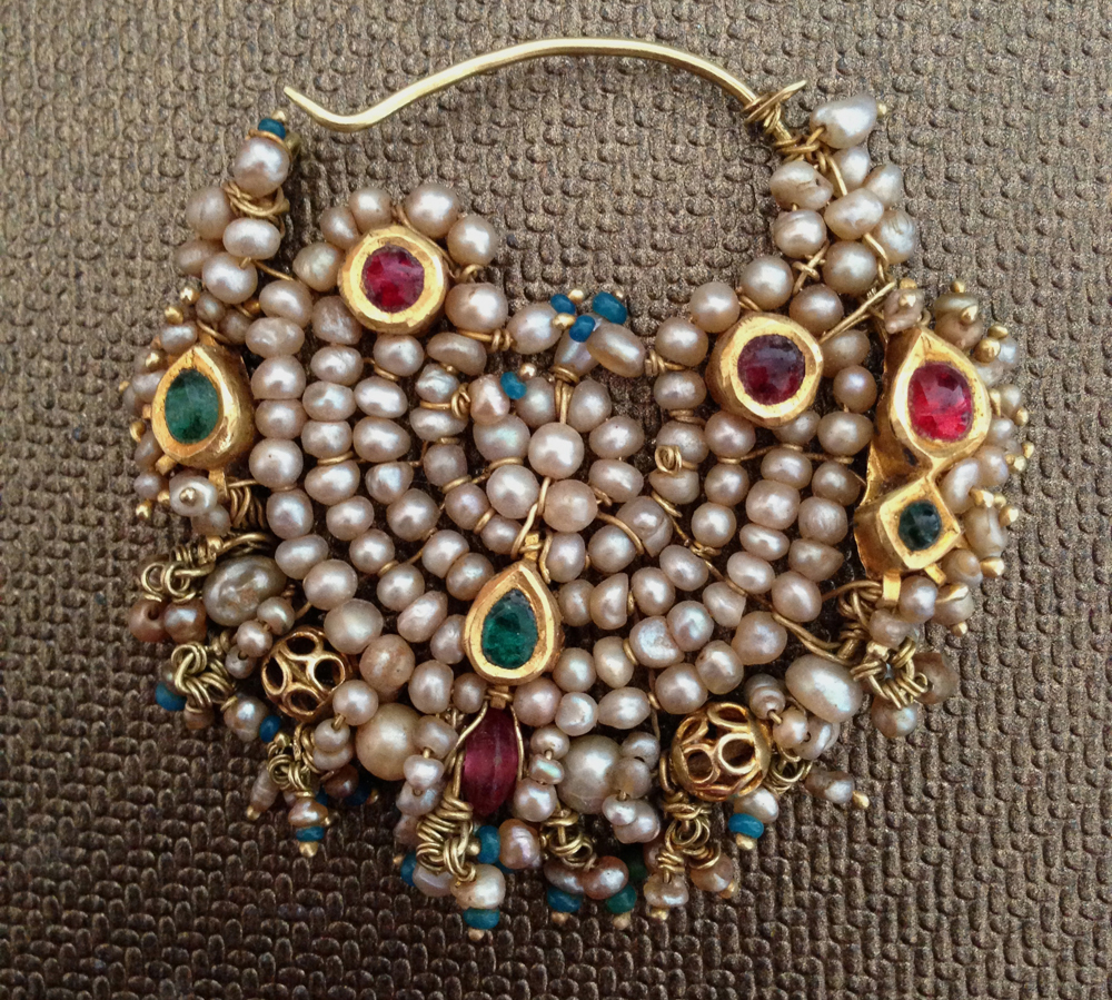 MyFrenchLife™ - MyFrenchLife.org - Paris in April - 2017 - Paris in Spring - what's on - Indian Jewellery