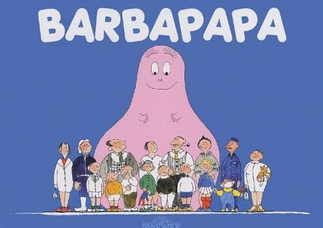 MyFrenchLife™ - MyFrenchLife.org - the best French children's books- beginners - learn French - Barbapapa