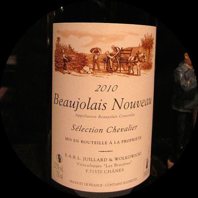 Beaujolais Nouveau - Paris in November -MyFrenchLife™