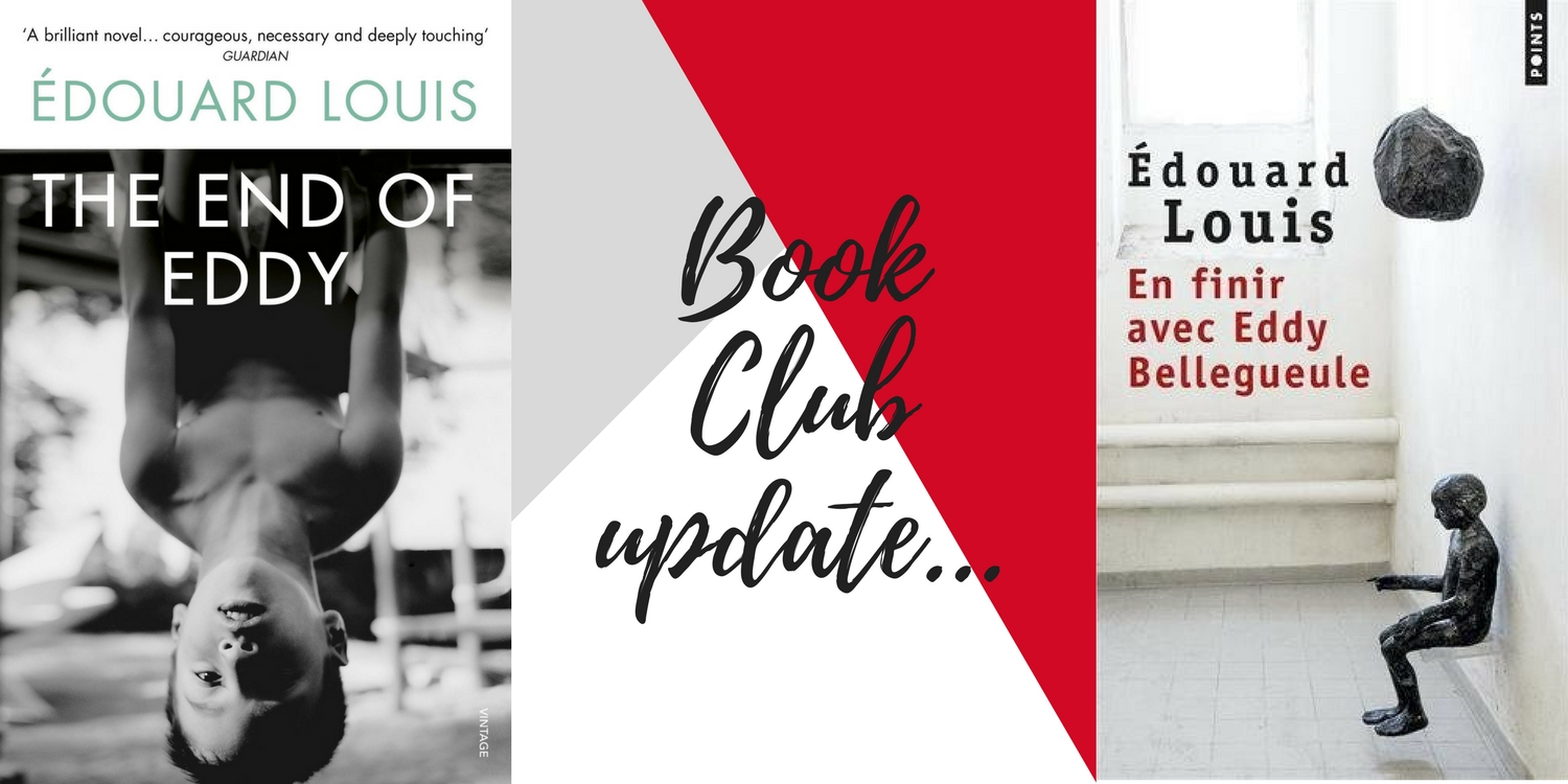 MyFrenchLife™ – MyFrenchLife.org – Book Club - Recently translated French fiction - Édouard Louis - The End of Eddy