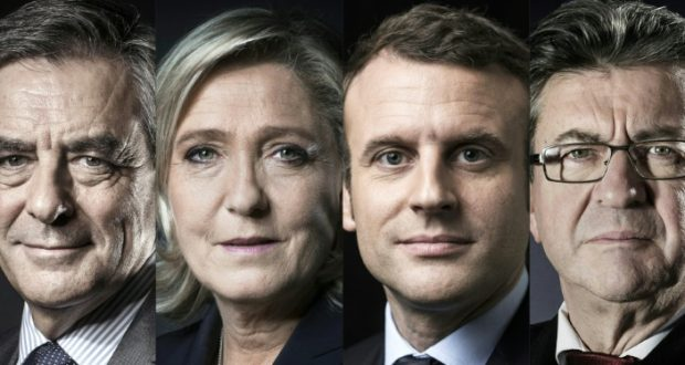 MyFrenchLife™ – MyFrenchLife.org - French presidential debate - French election - 2017 - Fillon - Le Pen - Macron - Mélenchon