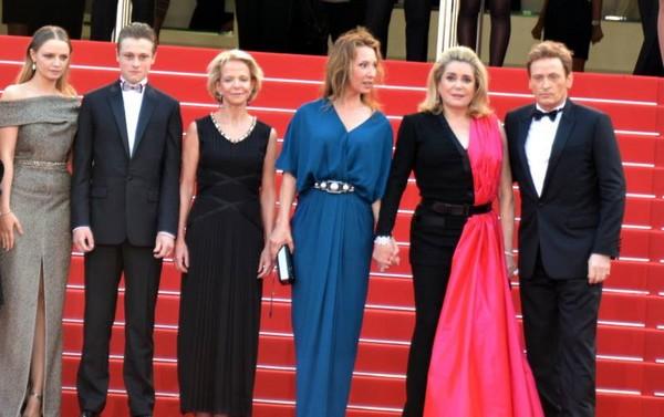 MyFrenchLife™ - MyFrenchLife.org - Emmanuelle Bercot - Alliance Francaise Film Festival - Melbourne - Cannes - Catherine Deneuve