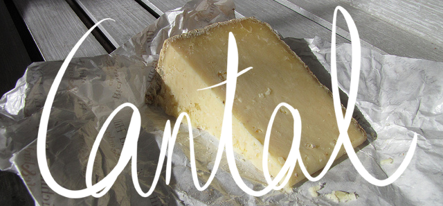 Cantal - French cheese - hard