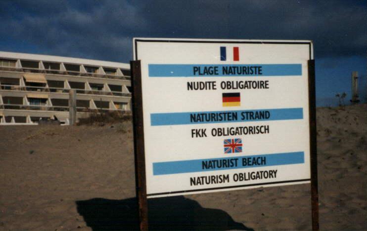 MyFrenchLife™ - MyFrenchLife.org - French nudity attitudes - Cap dAgde - naturist beaches - nudite obligatoire