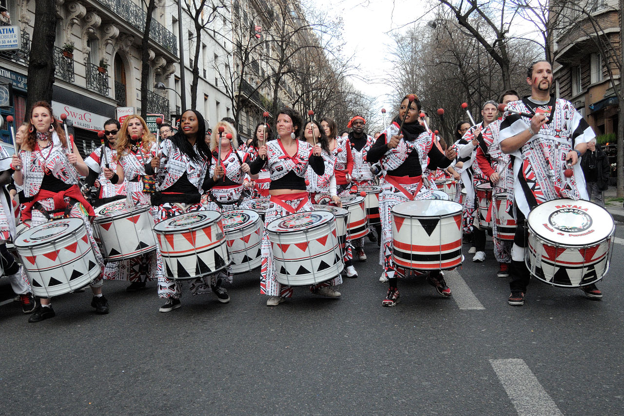 MyFrenchLife™ – MyFrenchLife.org - Paris in February - 2017 - whats on - Paris in Winter - Carnaval de Paris - Paris Carnival