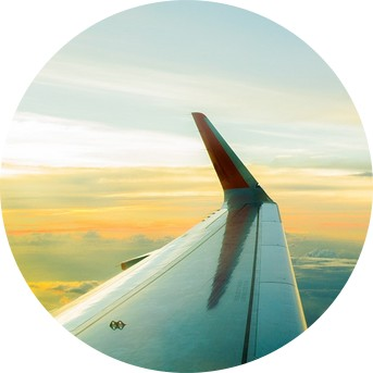 Catherine Soulas-Baron - Inspiring Women - Plane - MyFrenchLife™ - MyFrenchLife.org - MidetPlus