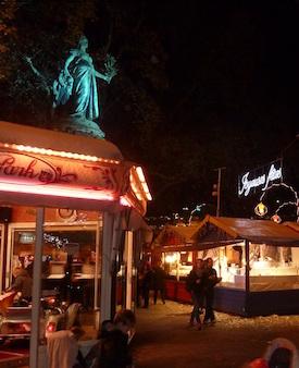 MyFrenchLife™ - Winter in Lyon - Marché de Noël à la Place Carnot