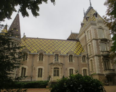 MyFrenchLife™ - MyFrenchLife.org - Biking through Burgundy – wine and wanderlust – the Ultimate Burgundy Guide - Château de Corton-André