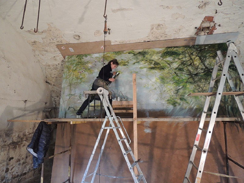 Claire Basler - Inspiring Women - Painting - MyFrenchLife™