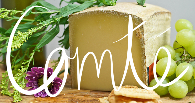 Comte - French cheese - hard