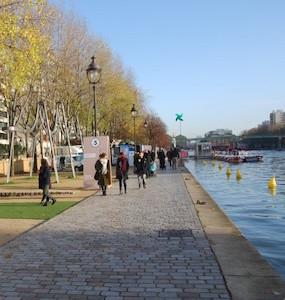 MyFrenchLife™ - Paris in December - Paris de l'Avenir