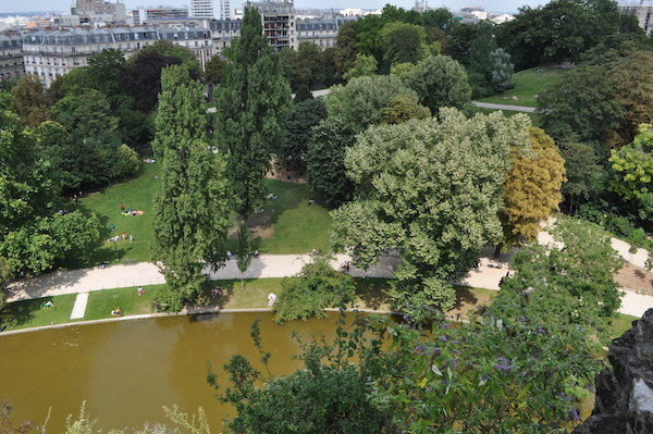 Parc des Buttes Chaumont - Paris - Picnic spots in Paris - MyFrenchLife™