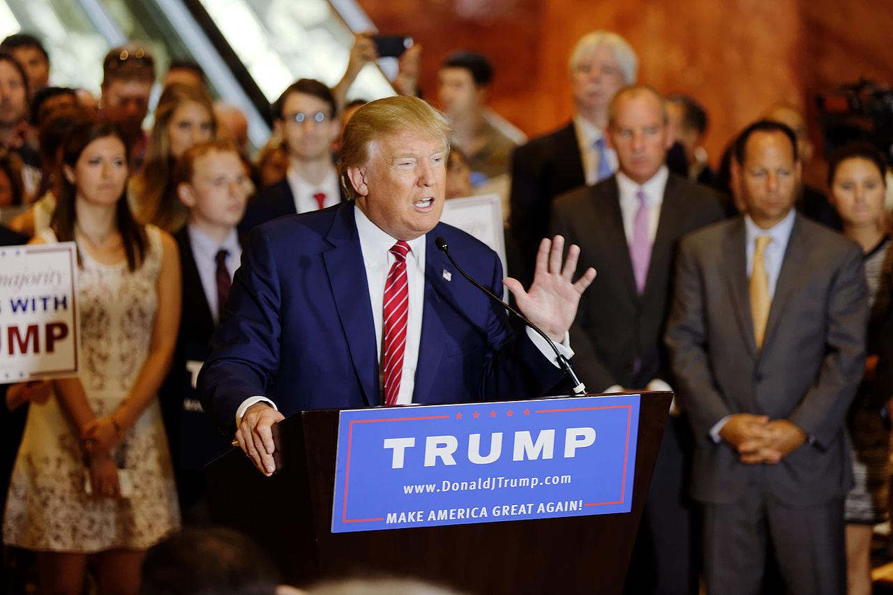 MyFrenchLife™ – MyFrenchLife.org - US election - presidential election - 2016 - Donald Trump - pledge - France - USA