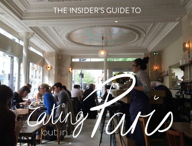 MyfrenchLife™ - Eating out in Paris 3 - http://www.thepariskitchen.com/