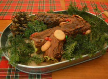 Eric Sonstroem - Perfect Christmas - Yule Log - MyFrenchLife™
