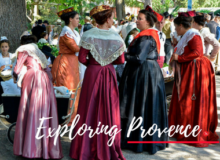 MyFrenchLife™ – MyFrenchLife.org – Exploring Provence – traditional provençal costume - Jan Leishman