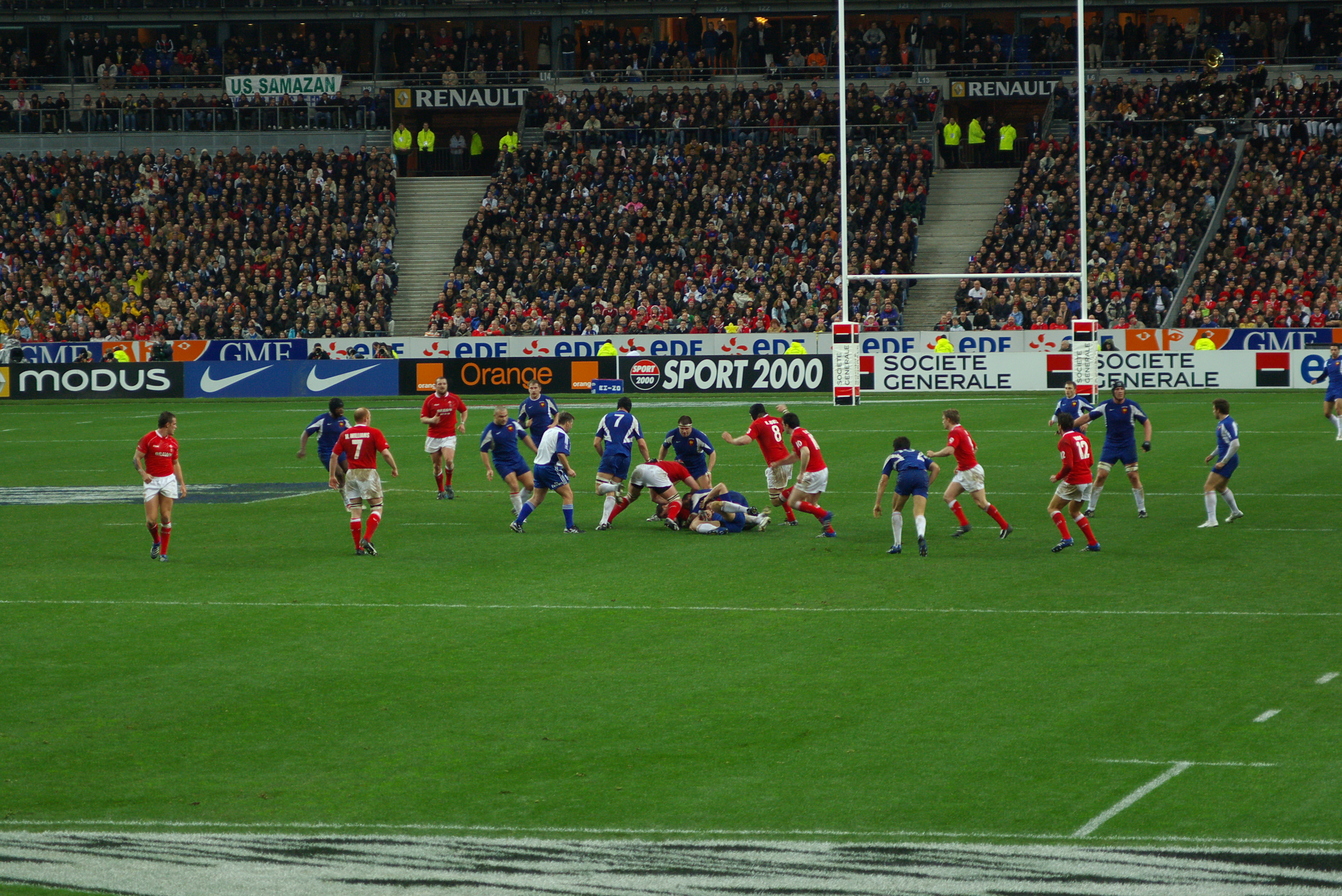 MyFrenchLife™ – MyFrenchLife.org - Paris in February - 2017 - whats on - Paris in Winter - Six nations Rugby - France vs Wales