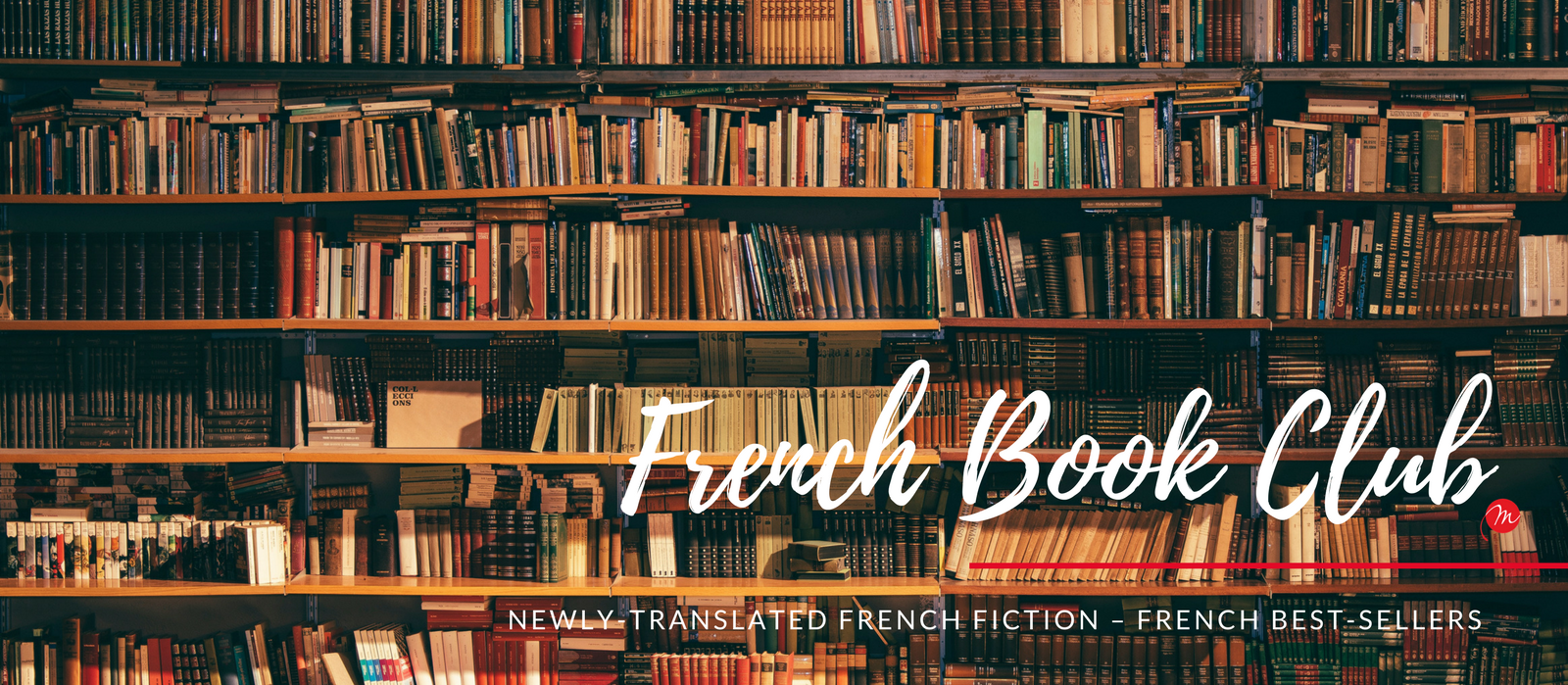 MyFrenchLife™ - MyFrenchLife.org – French book club – recently translated fiction – French best-sellers
