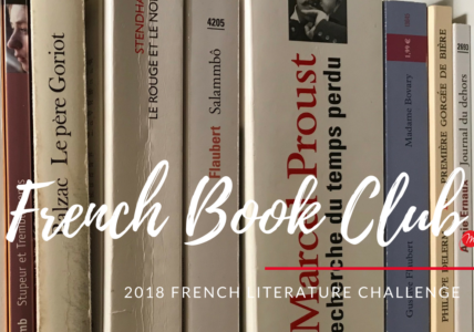 MyFrenchLife™ - MyFrenchLife.org - MyFrenchLife™book club: French literature challenge 2018 – our top 12 reads - Books