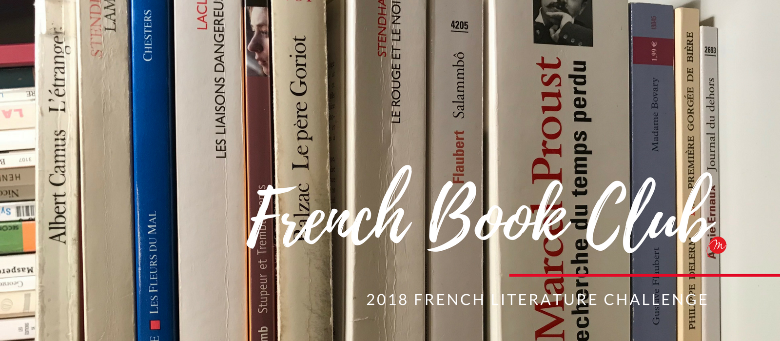 MyFrenchLife™ - MyFrenchLife.org - MyFrenchLife™ book club: French literature challenge 2018 – our top 12 reads