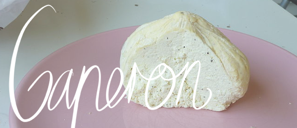 French cheese - soft - Gaperon 3