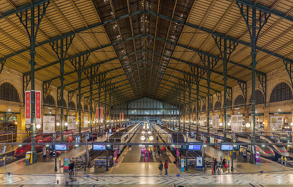 MyFrenchLife™ - Paris in October - Gare du Nord