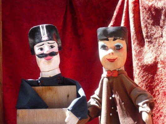 'MyFrenchLife™ 'MyFrenchLife™ - gastronomy in lyon - puppets