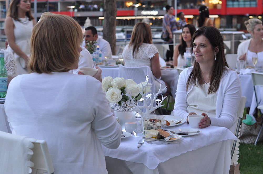 Hannah Duke - MyFrenchLife - Diner en Blanc French Melbourne 2
