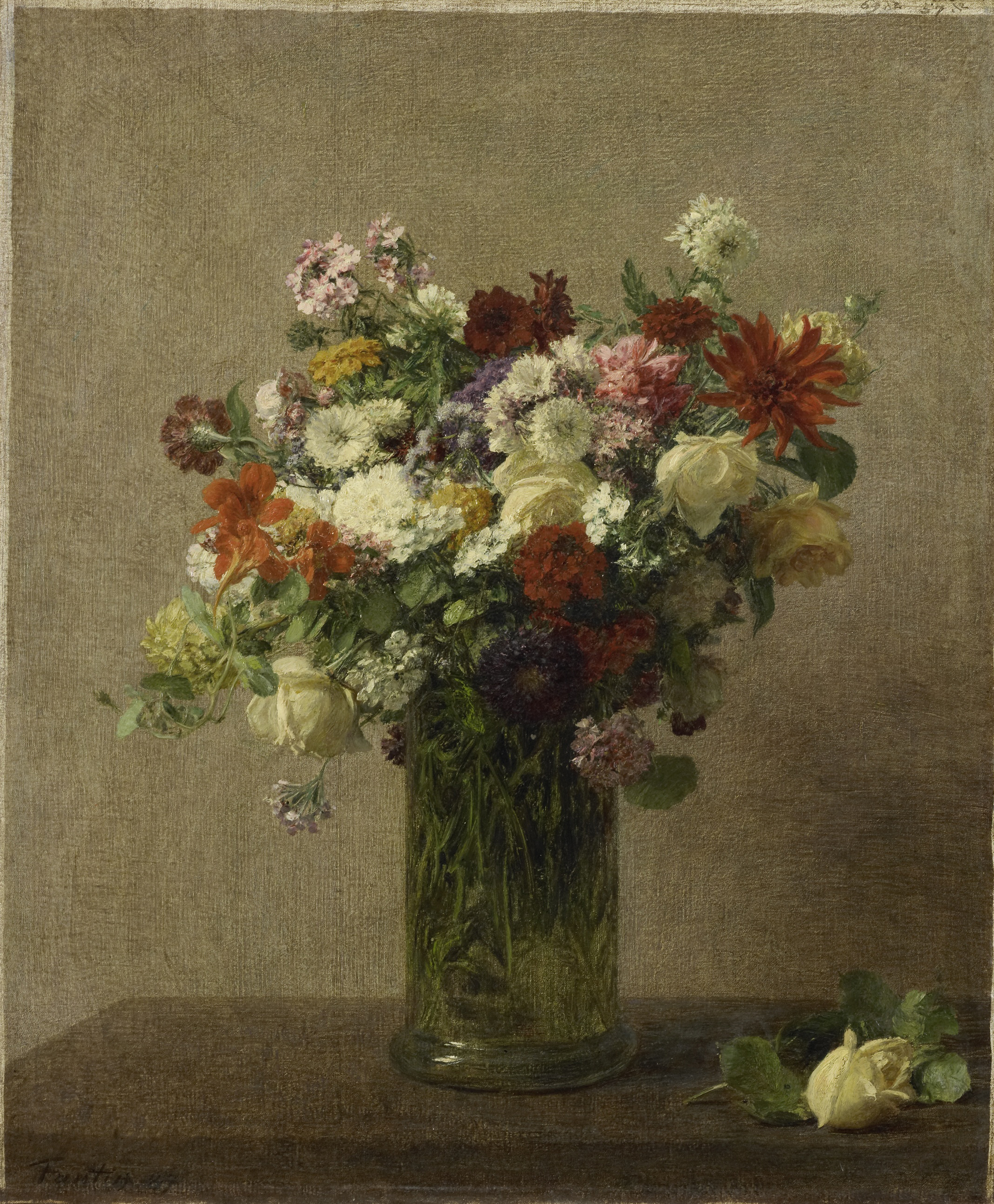 MyFrenchLife™ – MyFrenchLife.org - Paris in January - 2017 - whats on - Henri Fantin-Latour - artist - still life