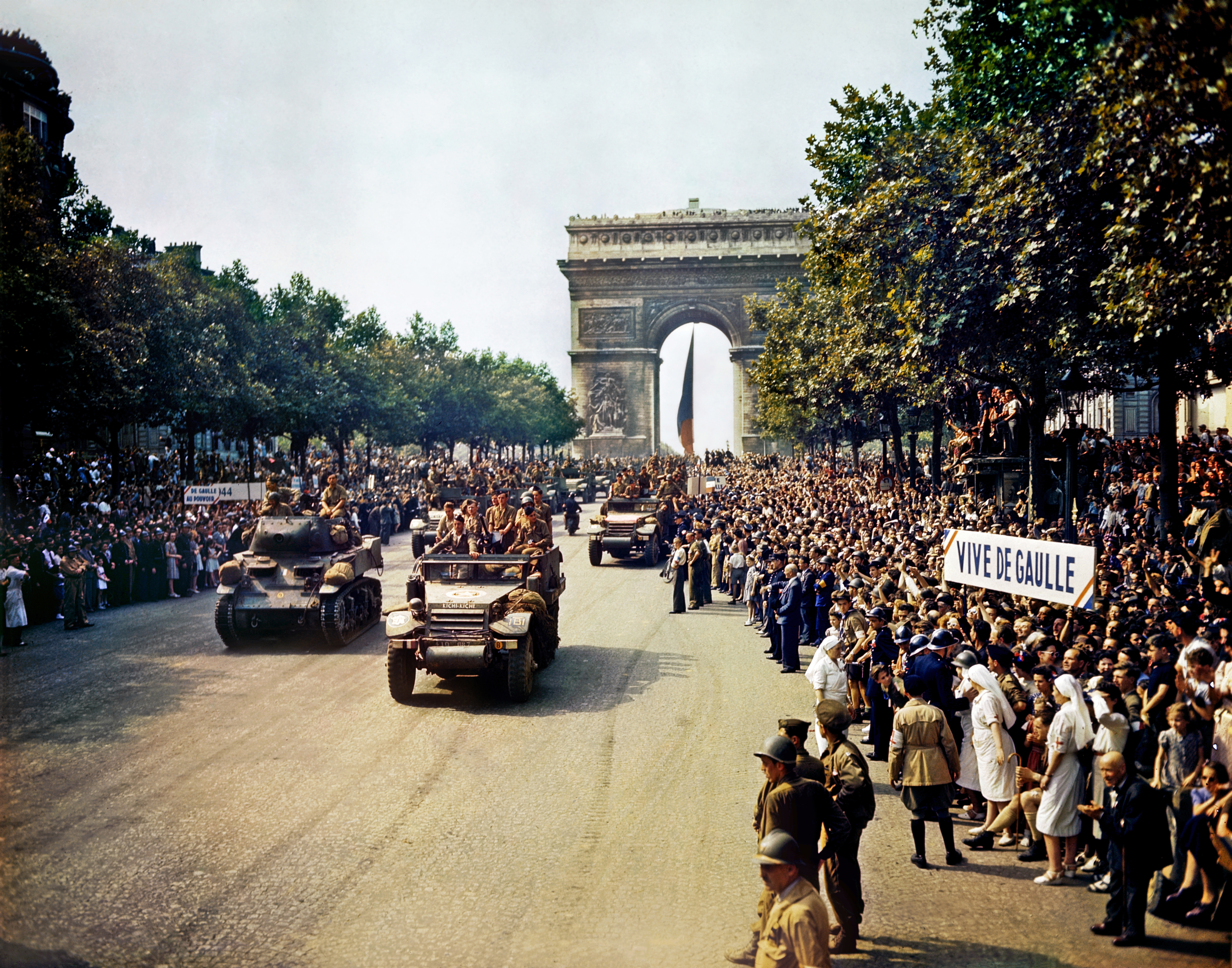 MyFrenchLife™ – MyFrenchLife.org – History rewritten - VE Day - WW2 - de Gaulle