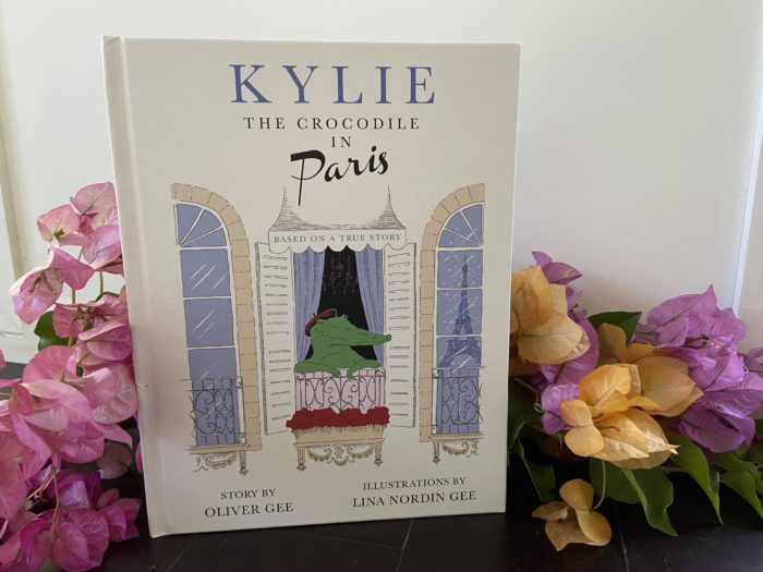 Book review: Kylie the Crocodile in Paris by Oliver Gee and Lina Nordin Gee - My FrenchLife.org