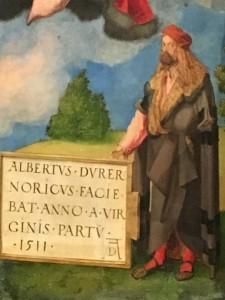 MyFrenchLife™ – MyFrenchLife.org – Béatrice Leroux-Huitema - Inspiring Women - Les Mardis de l'Art - art history - Albrecht Dürer