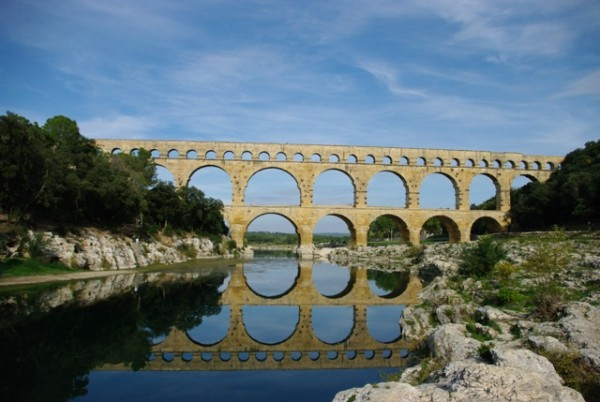 Janelle_Gould_-_Nîmes_-_Pont_du_Gard_-_My_French_Life™