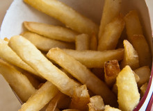 French cliche - French fries
