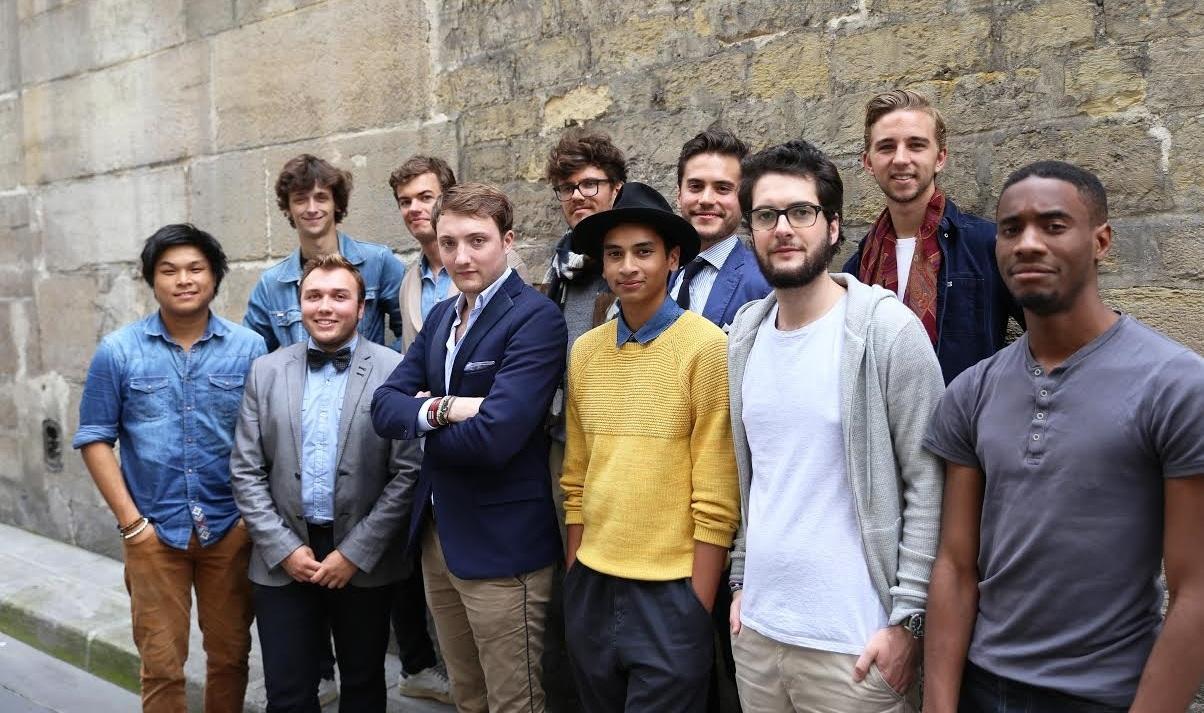 Good-humoured French style with Benoit Wojtenka of Bonne Gueule - fashion blog  - MyFrenchLife™ - male fashion - male models
